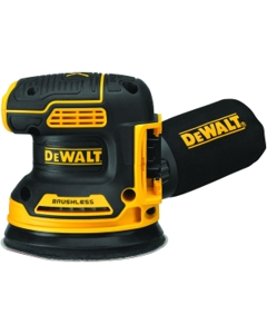 "DeWalt DCW210B 20V MAX XR Brushless 5"" Cordless Sander, Tool Only"