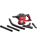 Milwaukee 0882-20 M18 Compact Vacuum, Tool Only