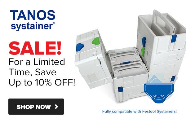 Tanos Systainers