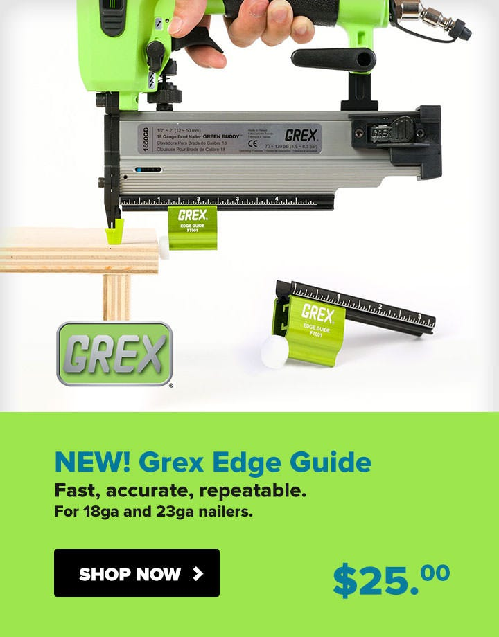 NEW! Grex Edge Guide